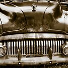 Abandoned Classic by Oscar Gutierrez