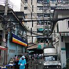 The back streets of Bangkok by omghai