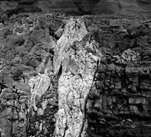 White Rocks - Rhossili Bay, Wales by Mark Whitehouse