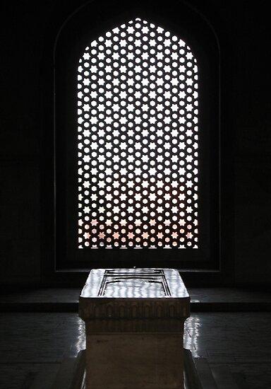 Humayun's Tomb 4 by Petra Sonderegger