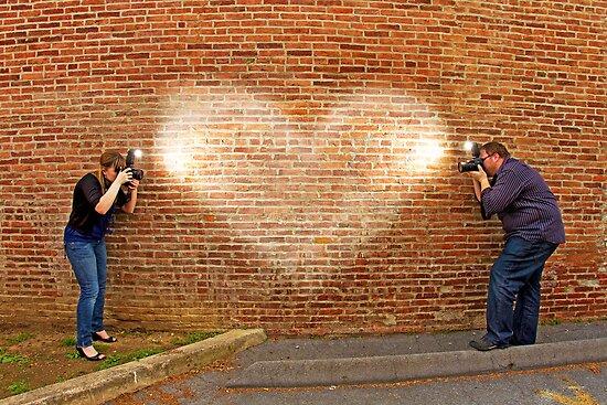 News Flash - Love is in the Air by Mark Van Scyoc