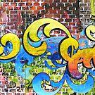 Wall by sadeyedartist