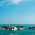 Venice Lagoon by João Almeida