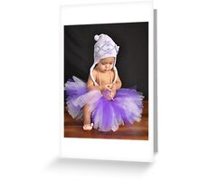 So precious! Greeting Card