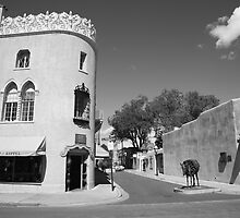 Santa Fe, New Mexico by Frank Romeo