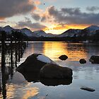 Lakedistrict Sunset by Jacqueline Wilkinson