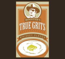 True Grits - (John Wayne Version) by speaksoft