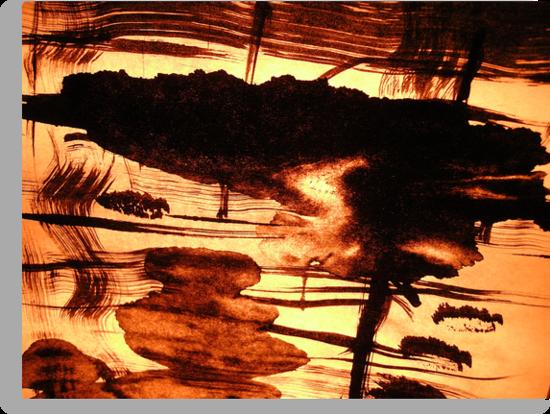 sunlit goddess...... inland isle reflections by banrai