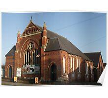 Primitive Methodist Church - Skegness Poster