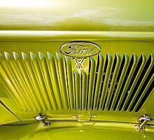 Ford V8 by Cathy Middleton