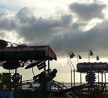 Moody clouds in Clacton by dustyparasol