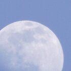 Evening Moon by stilledmoment
