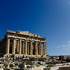 The All Mighty Acropolis by PhotoJK