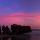 South Leo Carrillo Beach Panorama by oastudios