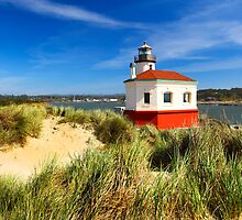 Coquille River Lighthouse by jklune