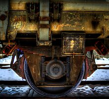 Undercarriage by Luke Griffin