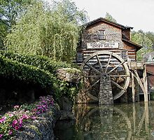 Dollywood Grist Mill, Pigeon Forge  by ╰⊰✿ℒᵒᶹᵉ Bonita✿⊱╮ Lalonde✿⊱╮