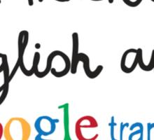 The Modern Multilinguist Sticker
