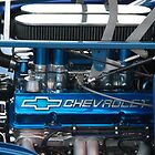 Small Block Chevy Engine in 1933 Ford Hot Rod by ponchoman
