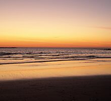 Simple Sunset by claire-virgona