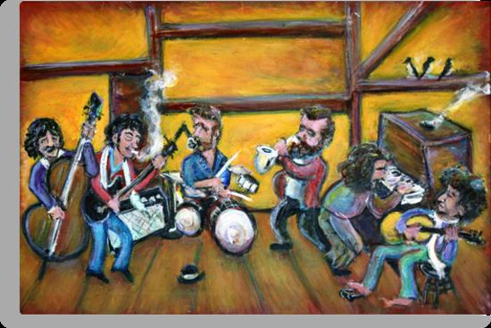 When I Paint My Masterpiece by Jason Gluskin