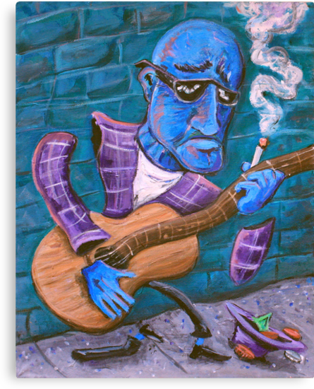 Po' Man's Blues by Jason Gluskin
