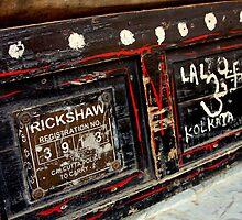 Rickshaw Rego by BGpix