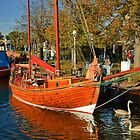MVP67 Zees boat at Zingst, Germany. by David A. L. Davies
