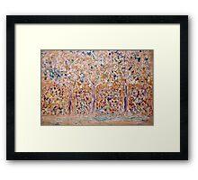 Allegory Painting Framed Print