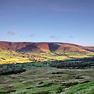 Edale Valley Peak District by James  Key