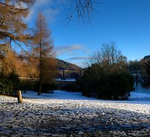 Telfords Bridge Dunkeld by GerryMac