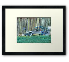 Dune Buggy (for Rick Davis) Framed Print