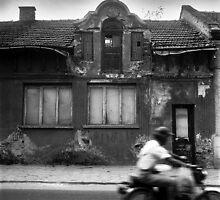 Old House by Stefan Kutsarov