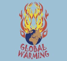 Global Warming by ThunderArtwork