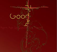 Good Friday (Dark) by Chuck Mountain