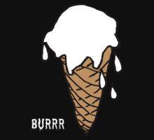 Vanilla , Burrr ! by deadpoolRKO