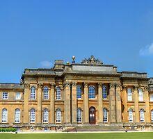 Blenheim Palace by Kim Slater