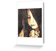 Thoughts of You Greeting Card
