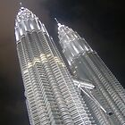Petronas Towers by Dimitris Koutroumpas