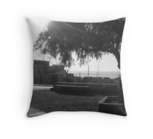 Calles conocidas, Antofagasta - Chile Throw Pillow