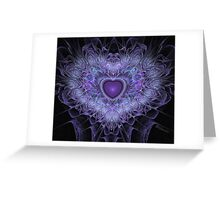 Passionate Heart Greeting Card