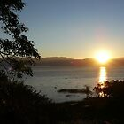 Atitlan Sunrise by Don Rankin