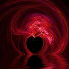 Valentine`s Heart by John Dalkin