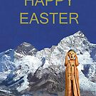 Everest The Scream World Tour Happy Easter by Eric Kempson