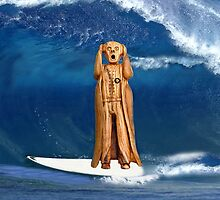 Surfing The Scream World Tour  by Eric Kempson