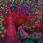 Valentine Tree by Alice Mason