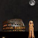 The Scream World Tour Rome by Eric Kempson