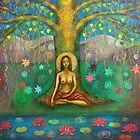 Bodhi Tree by Alice Mason