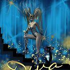 Diva Print/Poster by Moonlake