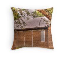 Keisling Barn Throw Pillow